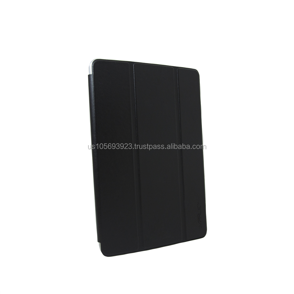 IMPRUE fashion flip high quality leather case for Ipad air with 4colors