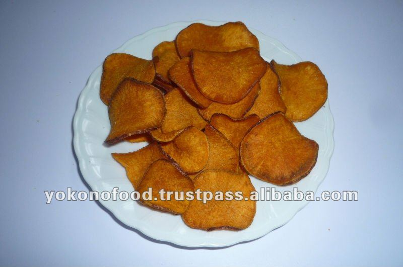 Natural Health food Sweet Potato Chips