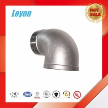 stainless steel pipe elbow stainless male female threaded stainless steel pipe fittings sanitary 45 deg elbow