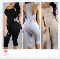 New arrival fashion bandage sexy dress playsuit women clothing
