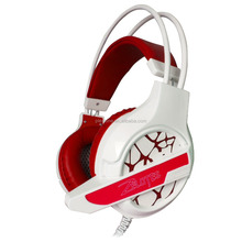 Hot Sale Stereo PC Headset Gaming Headphone Earphone with Microphone For Laptop Skype for MP3 for PS3 Computer
