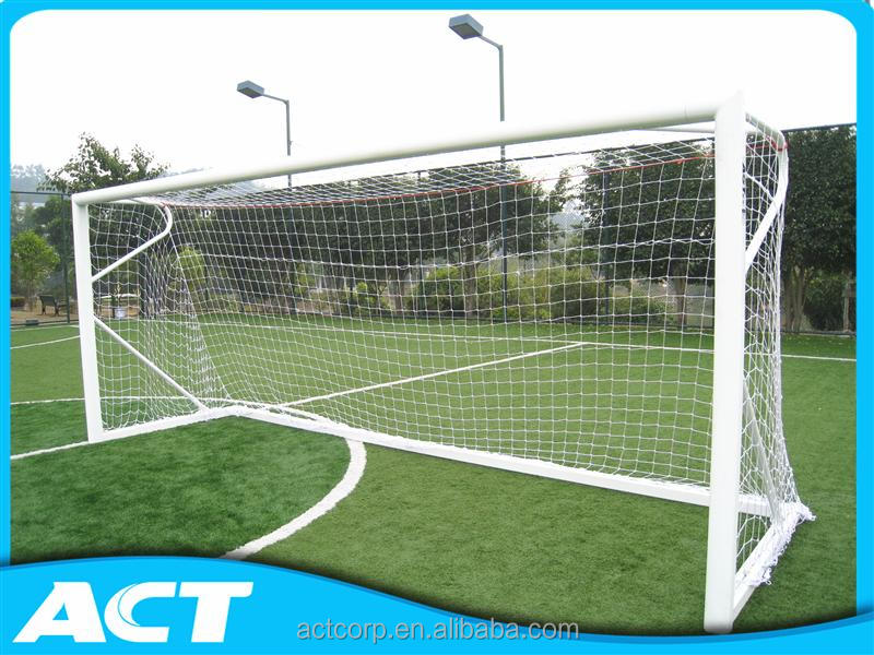 portable metal soccer goal rebound soccer goal soccer goal with target for football pitch