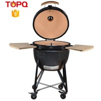 Garden Furniture Charcoal Indoor BBQ Fire place Table Grill