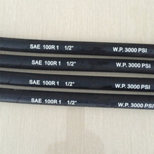 Aibaba High Quality Industrial Hydraulic Hose R2/2SN/High Pressure Fittings