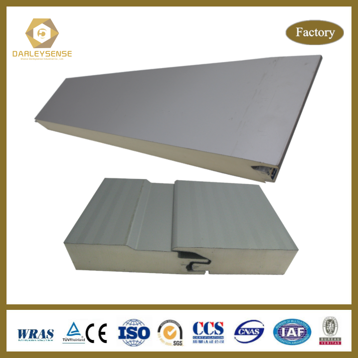Factory Supplier Insulated Sandwich Panel Polyurethane with Good Price