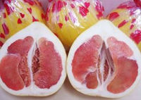 chinese red pulp honey pomelo