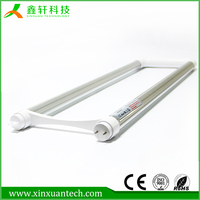 Xinxuan led t8 18w 60cm U shape led tube light , U bent led tube with 3years warranty