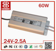 """Meanwell 60w 12V Constant Voltage Single Output LED power supply"
