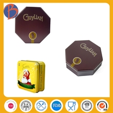 china popular candy tin cans wedding favors tin candy boxes candy train shape storage tin box
