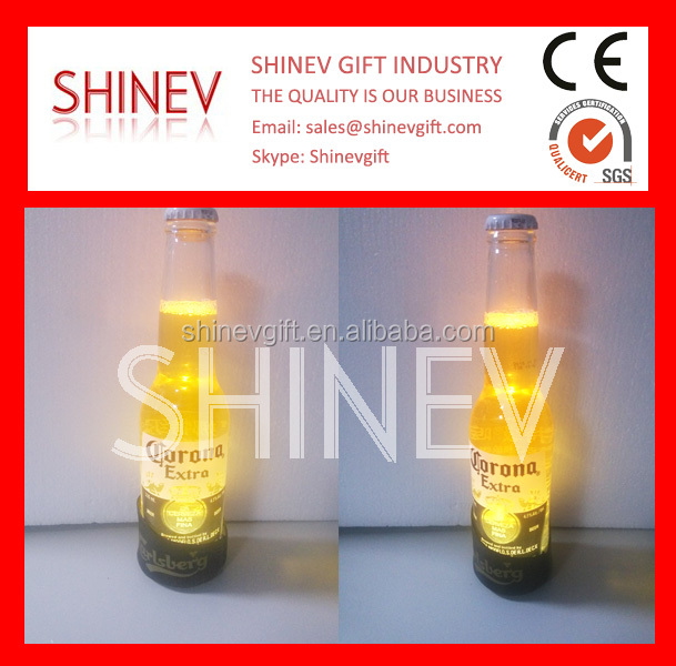 330ml Corona Beer Lighted Bottle Holder