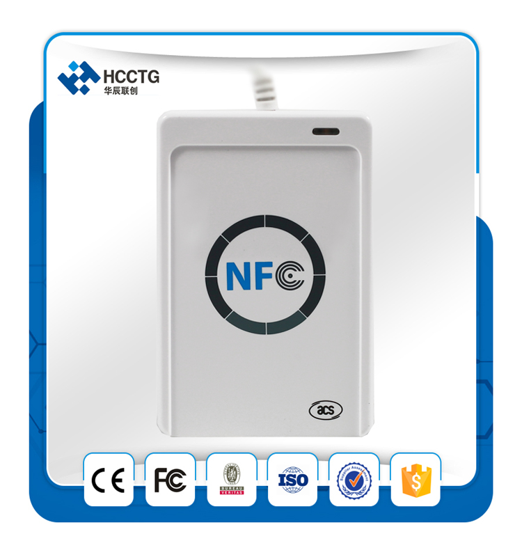atm acr122 nfc payment contactless smart card reader for kiosk --ACR122U-A9