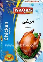 Waqas spices Chickn (murgi) Masala powder 50g box pack