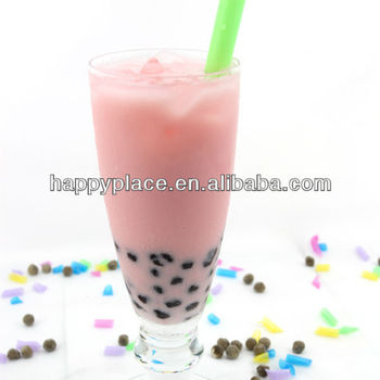 superior quality tapaioca pearl topping,bubble tea boba topping