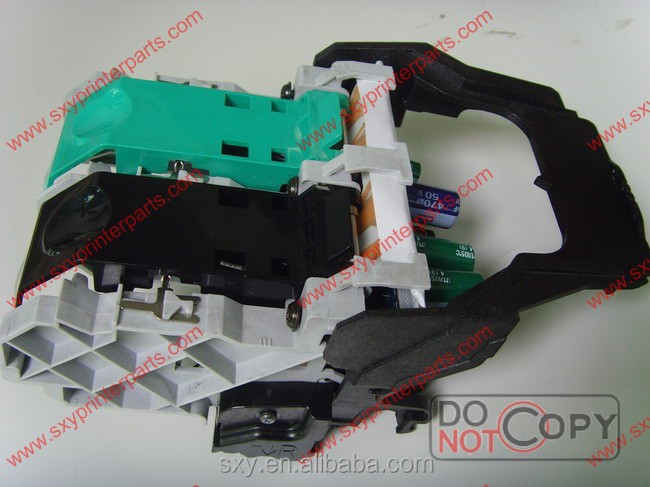 Original new inkjet printer parts for HP Officeje k7100 carriage assembly