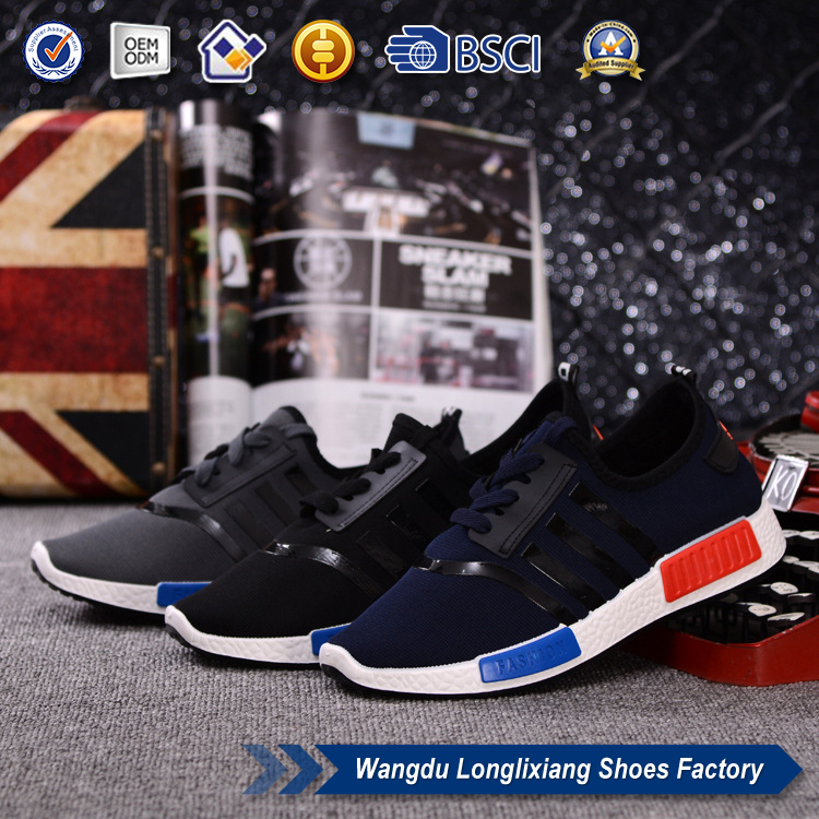 Best selling high quality running shoes men