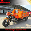 three wheel motorcycle atv/closed 3-wheel motorcycle/trimoto de carga