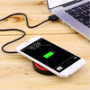 CE FC certification safe mobile charging pad wireless charger