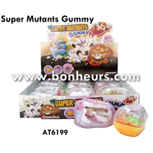 2016 Novelty Toy Super Mutants Gummy