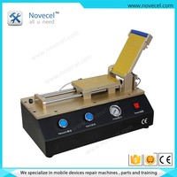 2016 NOVECEL factory direct sale New Products 3 in 1 OCA film glass laminating machine+oca vacuum laminating+lcd repair