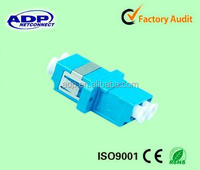 ADP Factory Price SM Duplex LC -LC Fiber Optical Adapter