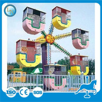 Extreme!!! Fun city park rides kids games small Ferris Wheel for sale