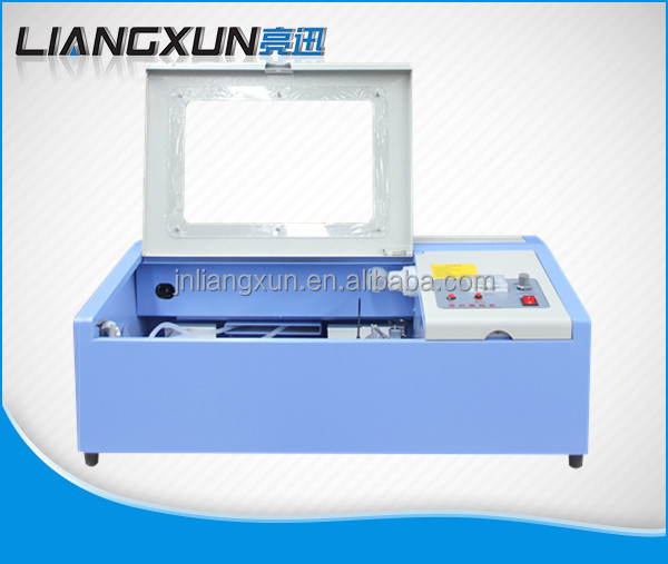 Rubber stamps mini laser engraving machine for non-metal material stamps