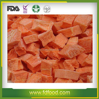 Cheap Price FD Fruits and Vegetables Natural Freeze Dried Carrot
