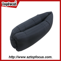 Convenient Foldable Inflatable Air Filling Sleeping Bag
