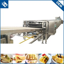 High quality cheap price automatic ignition machine egg pancake roll