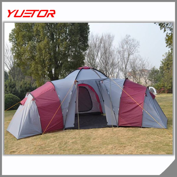 Perfect for Large Groups or Big Family Trips 12 Man Tent family tent