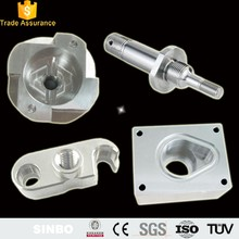 ISO certified custom CNC machining textile processing knitting machinery spare parts manufacturers