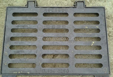 Made in China Cast Iron Trench Drain Grates