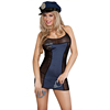 Sunspcie new design sexy police officer halloween costume