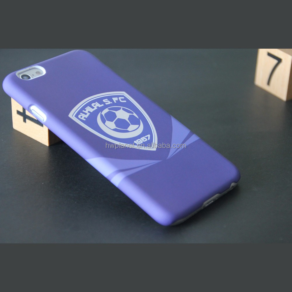 2016 China wholesale phone cases for Saudi Arab Al-Hilal FC football team logo