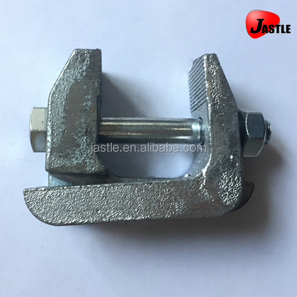 Electric galvanized hot sale scaffold beam clamps