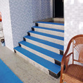 Non-Slip Bathroom PVC Floor Mat with Durable Multilayer Composite