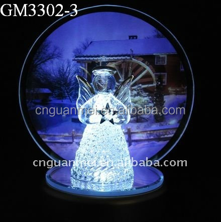 LED Angel Hand Made Decoration Pieces