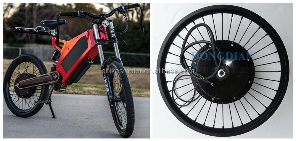 120kph 3000w electric motor for bicycle fat bike motor. Black Bedroom Furniture Sets. Home Design Ideas