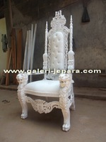 Throne King Chair - Jepara Indonesia Furniture - Wooden Furniture Indonesia