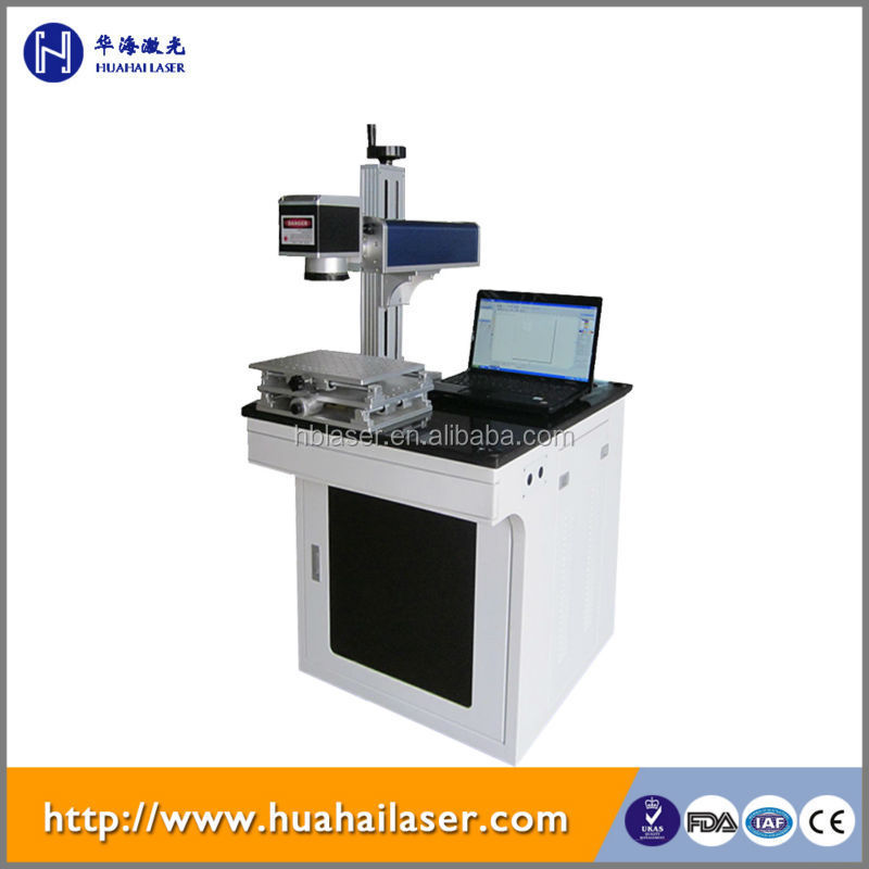 Metals/Plastic/Steel/Titanium/Copper Fiber Laser Marking Machine fiber laser marking equipment for barcode engraving laser mark