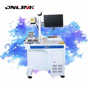 JNLINK High performance dog tag Animal Ear markingmachine laser marking machine
