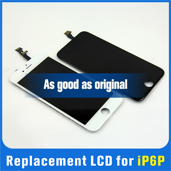 cheap for iphone 6 plus screen repairs lcd with digitizer touch screen display for iphone 6 plus clone