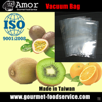 Plastic Food Vacuum Sealer Bag