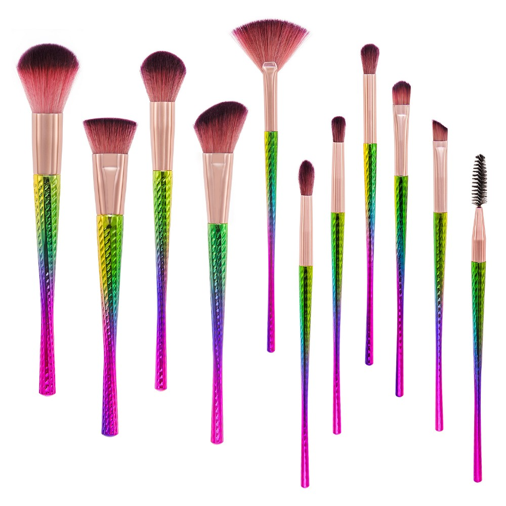 Manufacturer Custom made professional Foundation eye Makeup Brushes