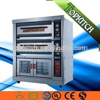 400 Degree Temperature Stone Bottom Mechanism Easy Control Panel Big Bread Machine