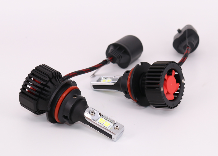 Wholesale led headlight 8000LM T8 high quality  car lighting led with fan h4 h7 h11