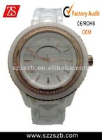 New arrival ceramic watch