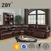 home furniture leather sofa,living room furniture,corner sectional sofa ZOY 9942C