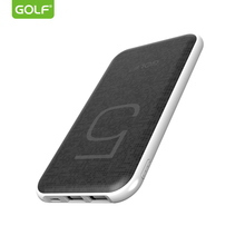 GOLF G24 New portable mobile phone accessories electronics 5000mah power bank