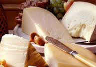 Transglutaminase for cheese
